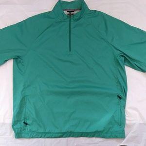 Adidas Men's Size 2XL Climaproof Wind Active Shirt